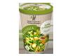 Zuppa di verdure con piselli