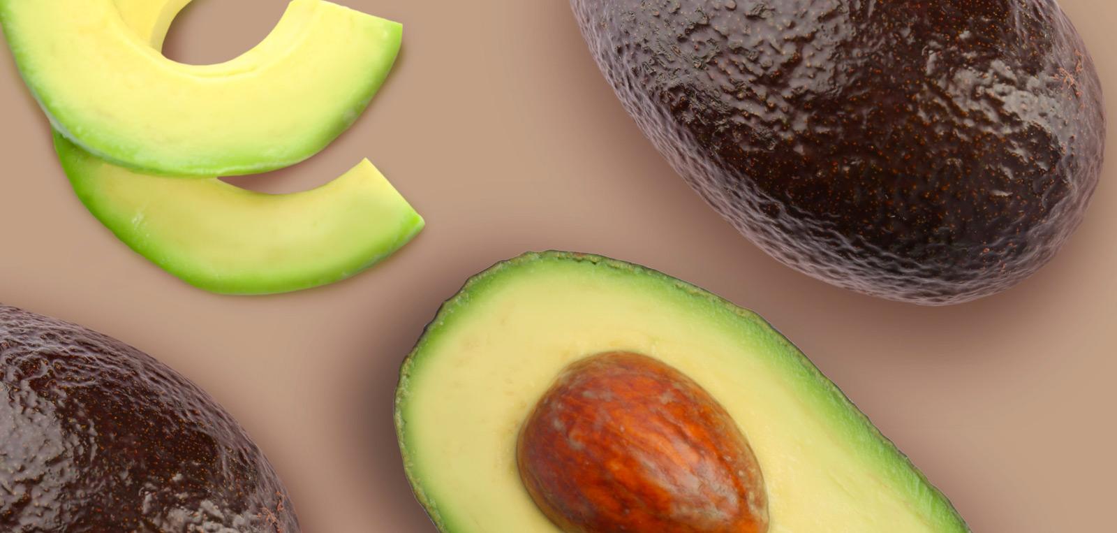 avocado hass Spreafico